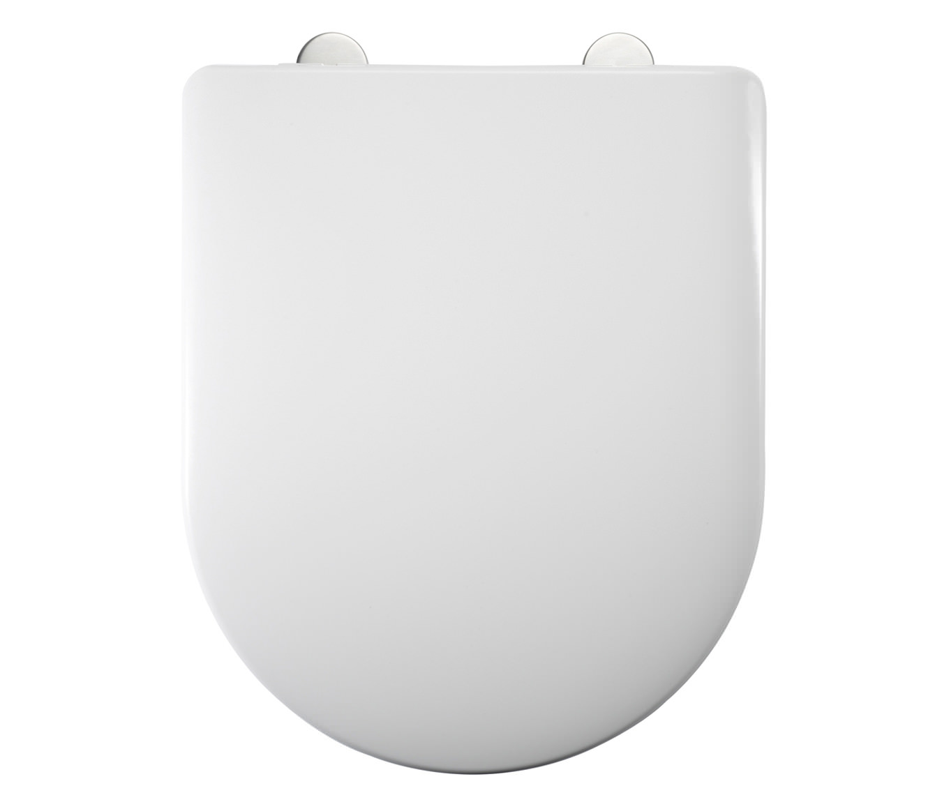 Roper Rhodes Define Soft Closing Toilet Seat White 8704wsc