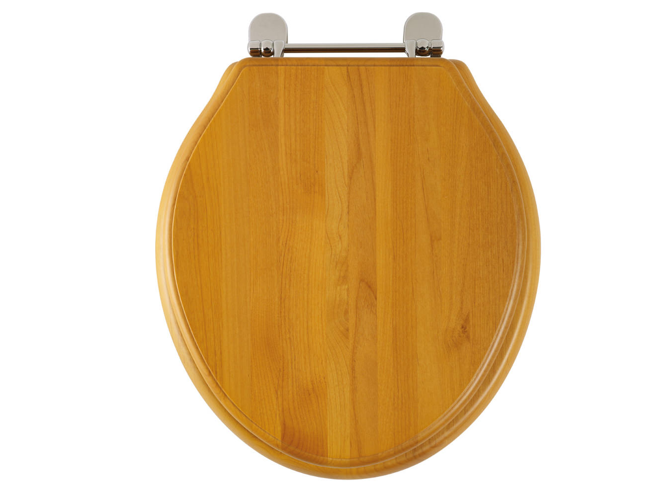 Roper Rhodes Greenwich Antique Pine Solid Wood Toilet Seat 8099A