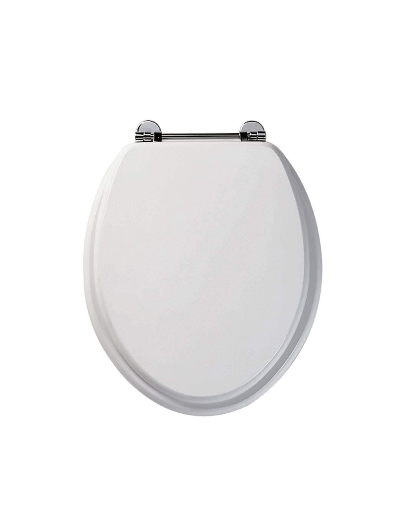 wooden white toilet seat. Roper Rhodes Axis Real Wood Toilet Seat White Finish  8065WH