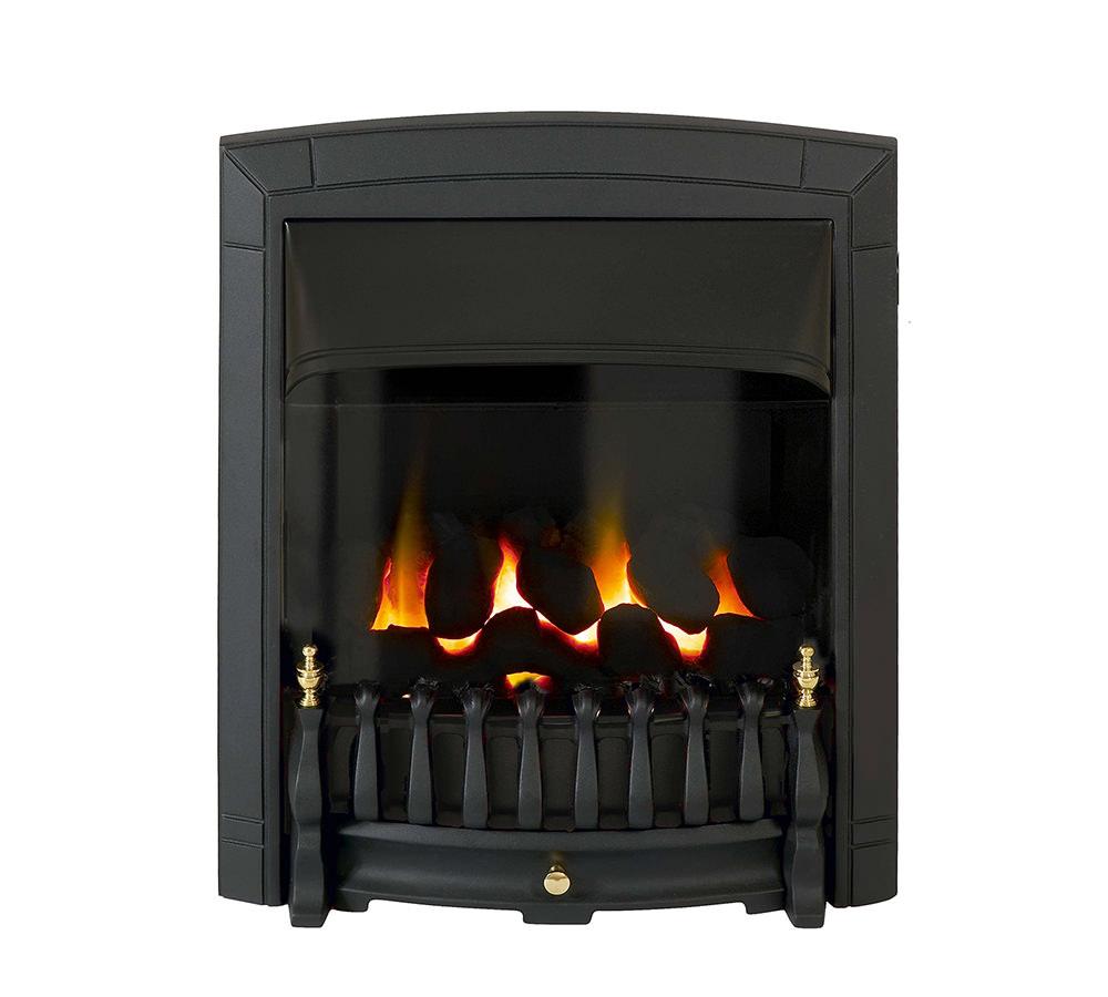 gas fireplace no chimney flavel balanced flue gas no