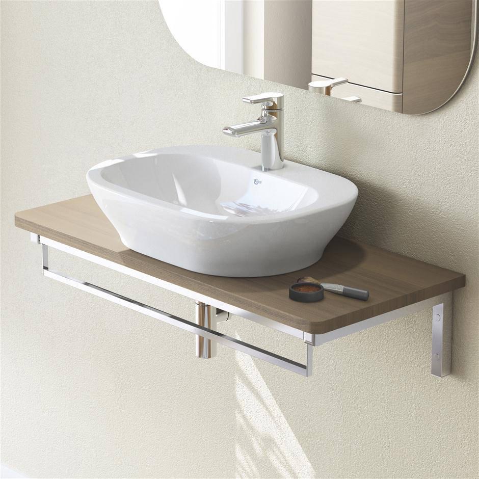 ideal standard softmood 60cm vessel basin t056101. Black Bedroom Furniture Sets. Home Design Ideas