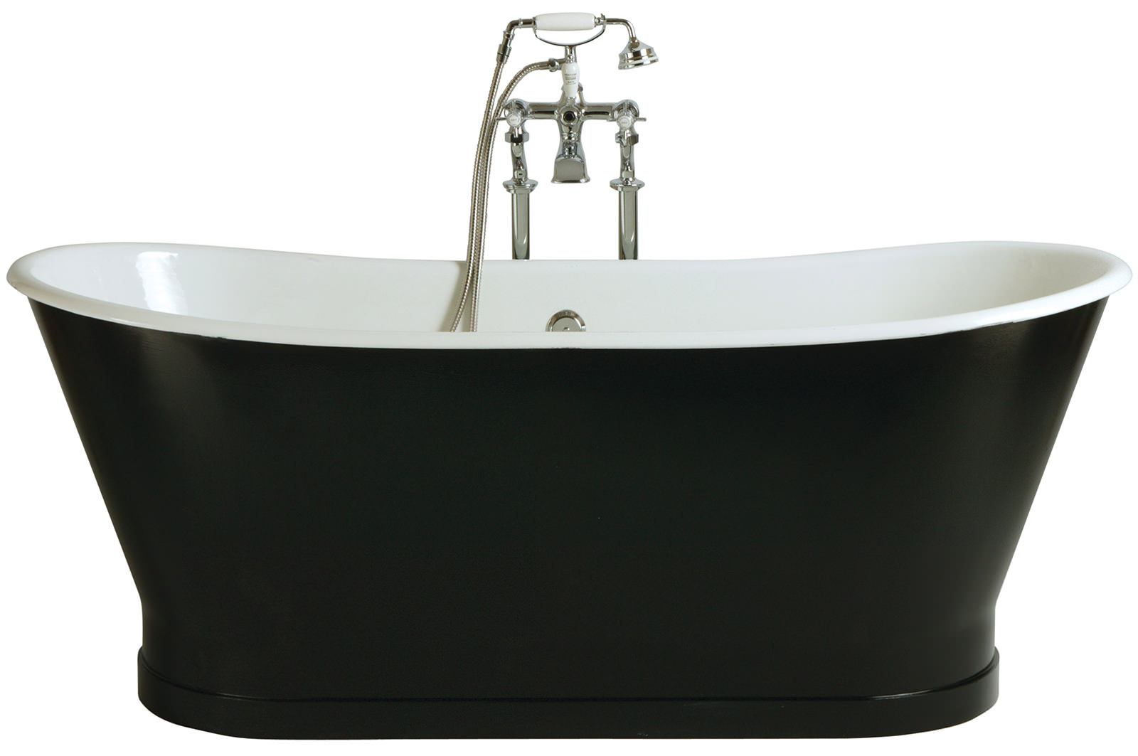 ... freestanding heritage madeira freestanding cast iron double ended bath