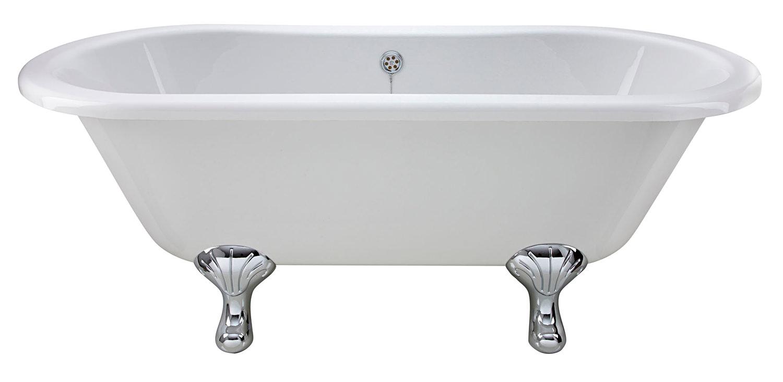 Lauren Grosvenor Double Ended Freestanding Bath 1500 X 745mm RL1501T