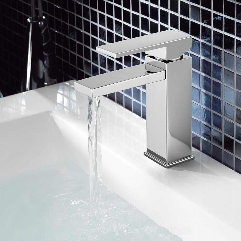 Crosswater Zion Monobloc Basin Mixer Tap - ZN110DNC