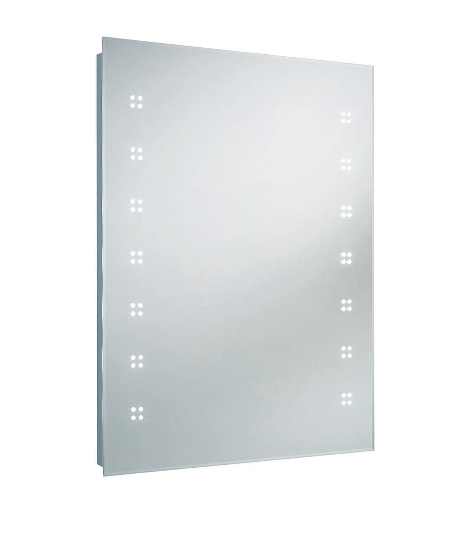 Beo evans led backlit sensor mirror 600 x 800 x 65mm lq365 for Mirror 800 x 600