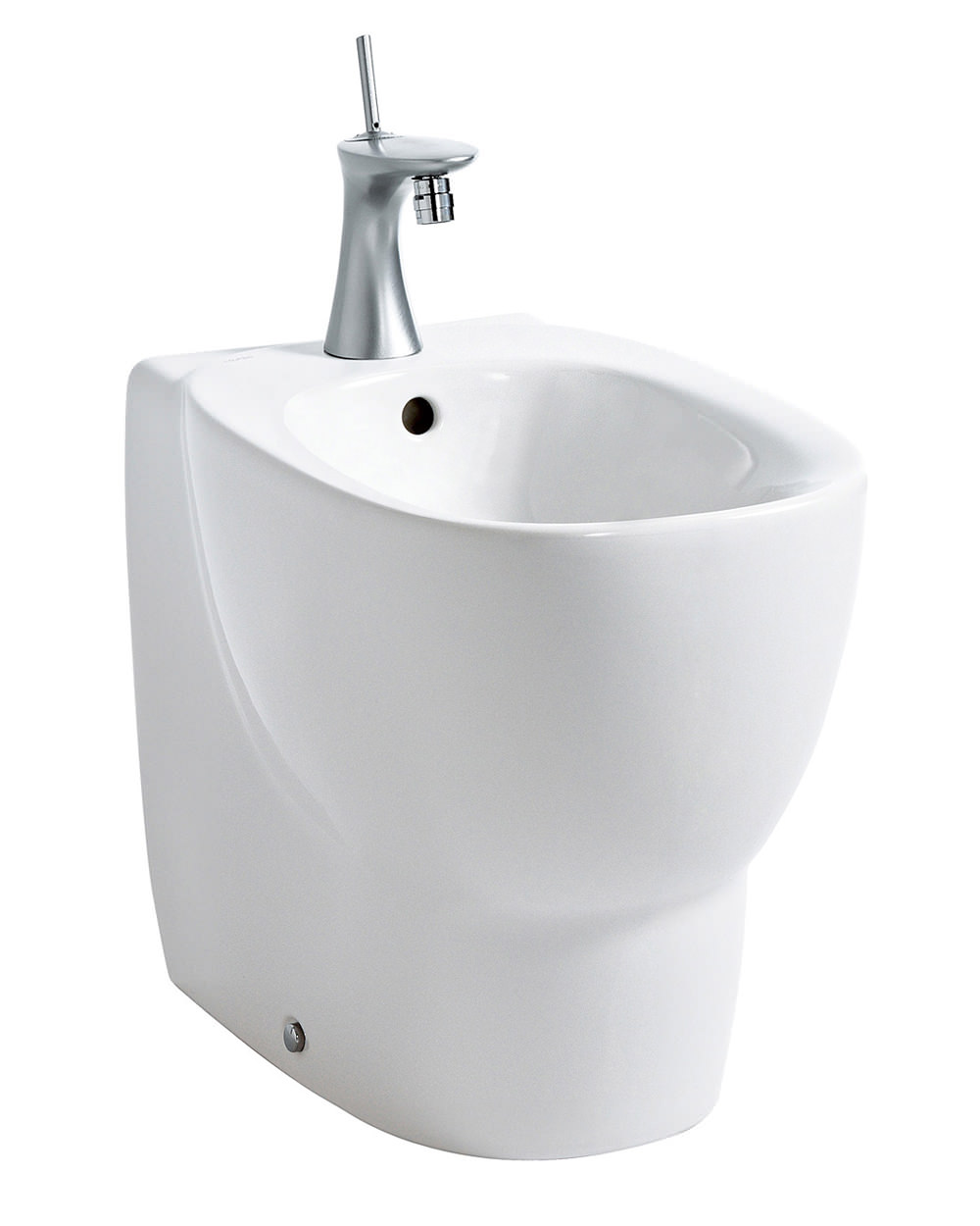 laufen mimo 1 tap hole floorstanding back to wall bidet. Black Bedroom Furniture Sets. Home Design Ideas