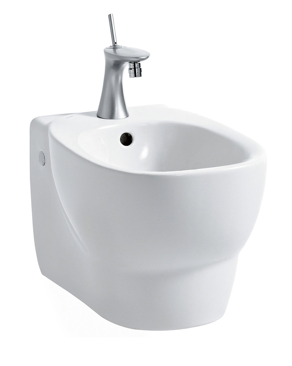 laufen mimo 1 tap hole wall hung bidet 500mm. Black Bedroom Furniture Sets. Home Design Ideas