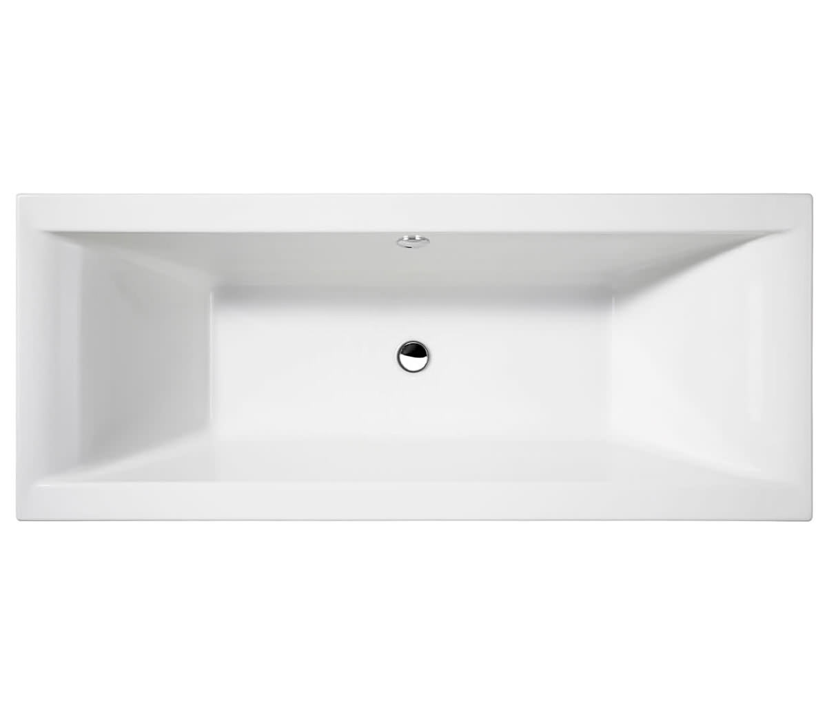 Cleargreen Enviro Rectangular Double Ended Bath 1800 X 800mm R3