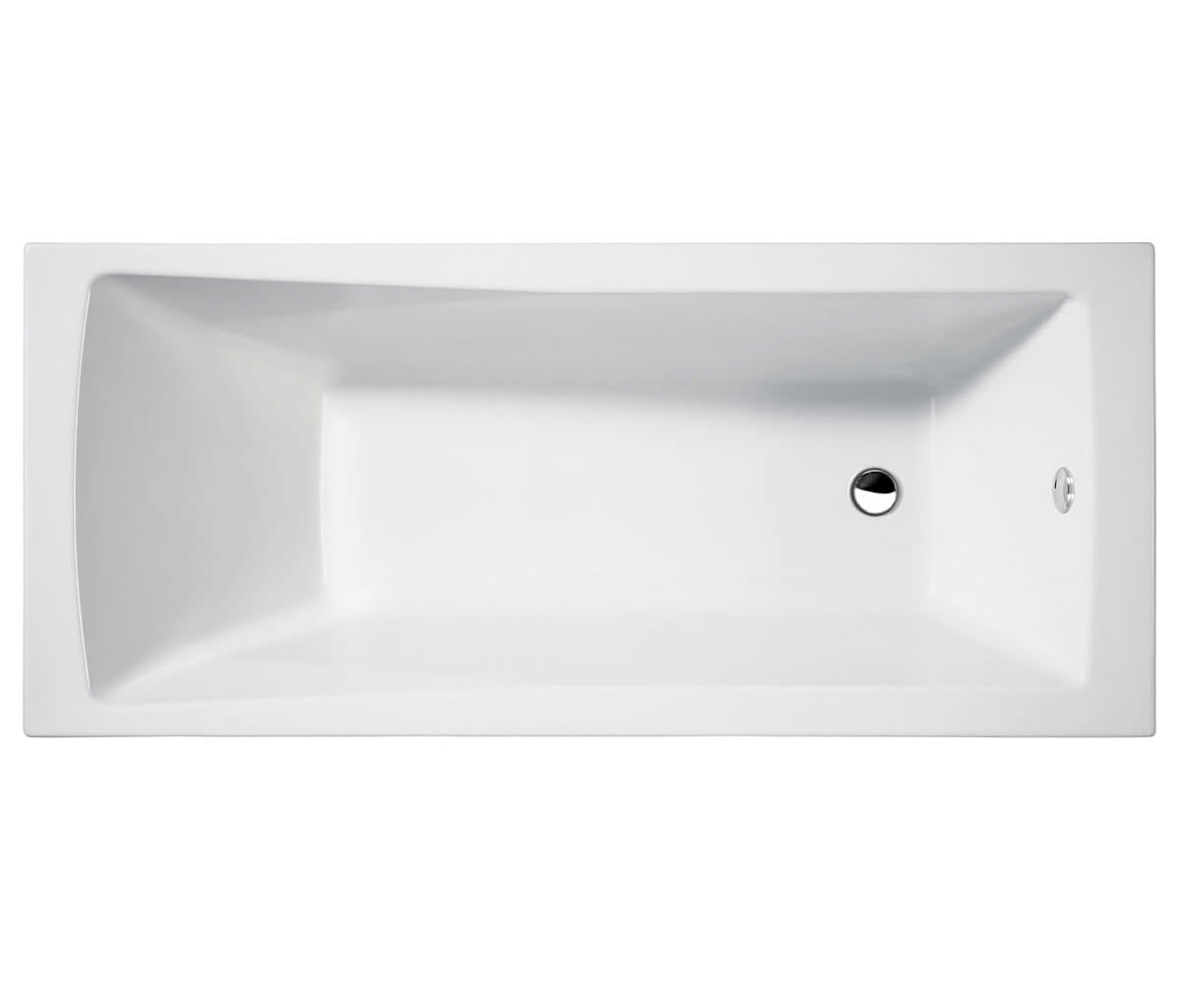 Cleargreen Sustain Rectangular Single Ended Bath 1700 X