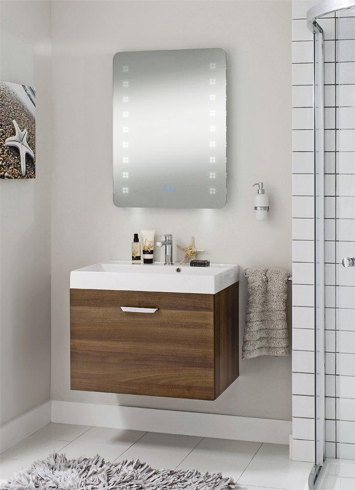 Bauhaus Rio 2 0 Led Mirror 600 X 800mm Mes8060b
