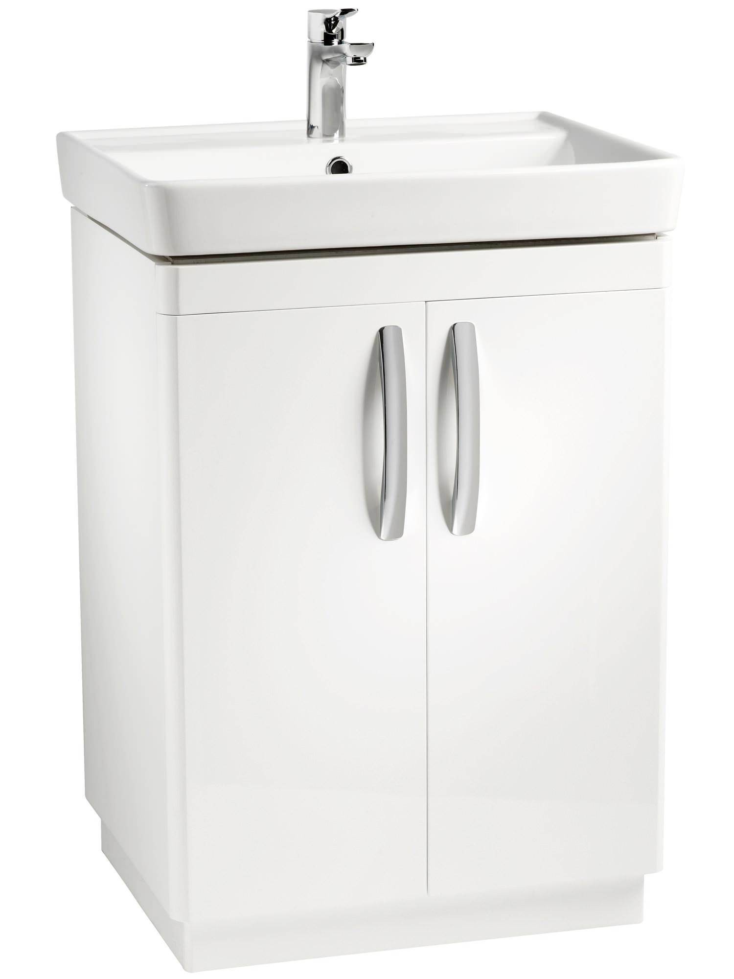 700mm freestanding bathroom vanity traditional bathroom vanities - Cm600fw