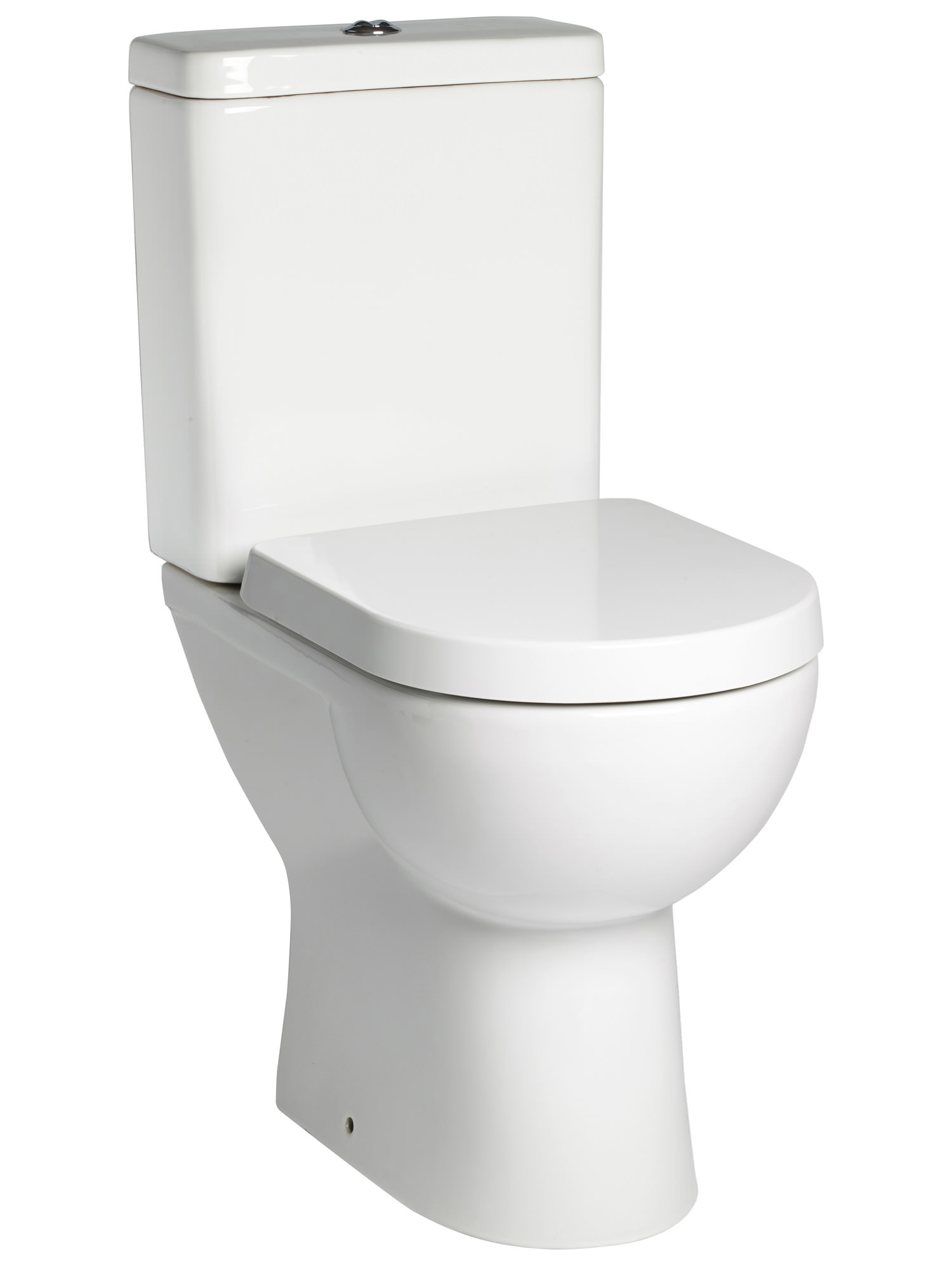 Tavistock Ion Comfort Height 600mm Wc With Cistern And