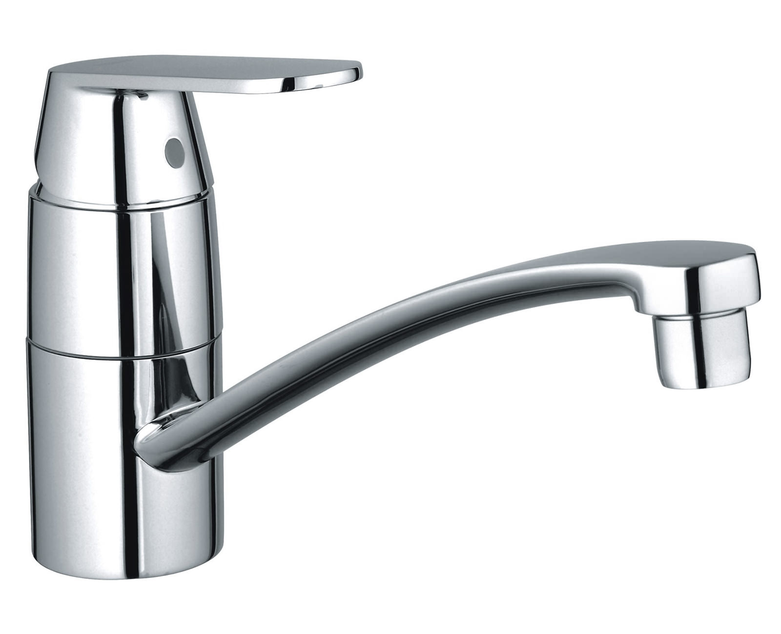 grohe eurosmart cosmopolitan low spout sink mixer tap. Black Bedroom Furniture Sets. Home Design Ideas