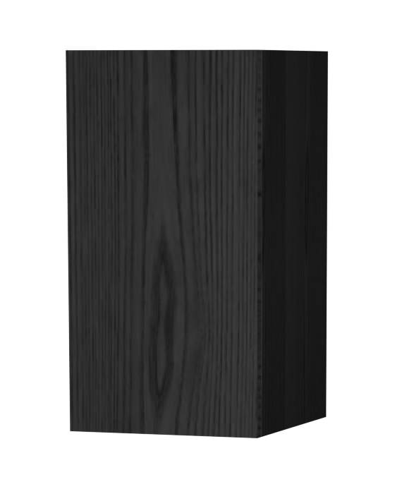 Miller New York White 275 X 590mm Single Door Storage
