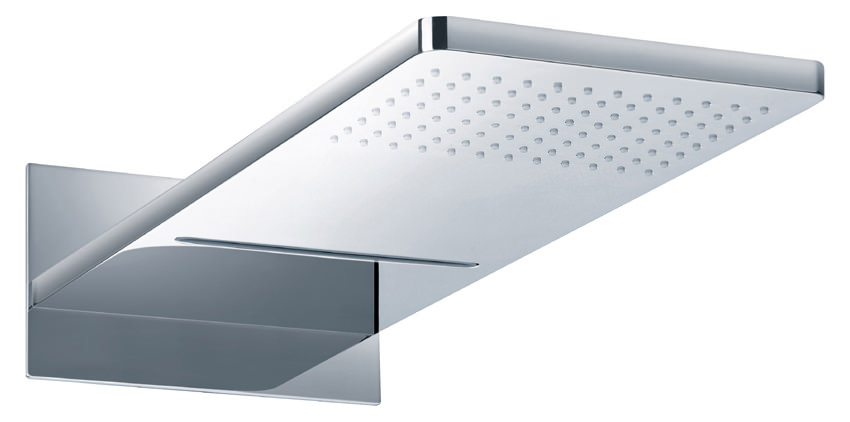 Flova Design Dual Function Rain And Waterfall Shower Head ...