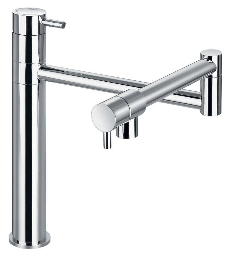 Flat Pack Kitchens >> Flova Levo Swivel Arm Single Lever Kitchen Sink Mixer Tap   LVSKITCH