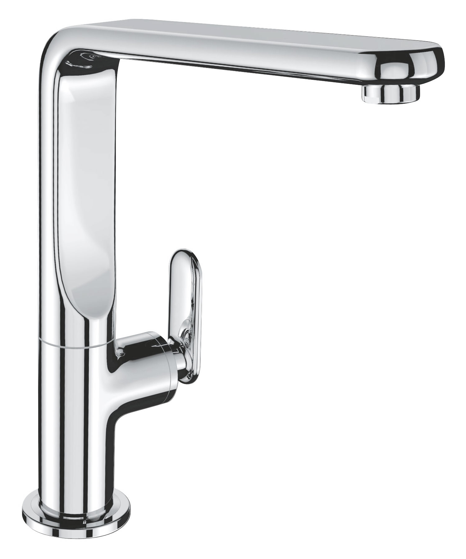 grohe kitchen sink taps grohe veris monobloc chrome kitchen sink mixer tap 32198 000 4103
