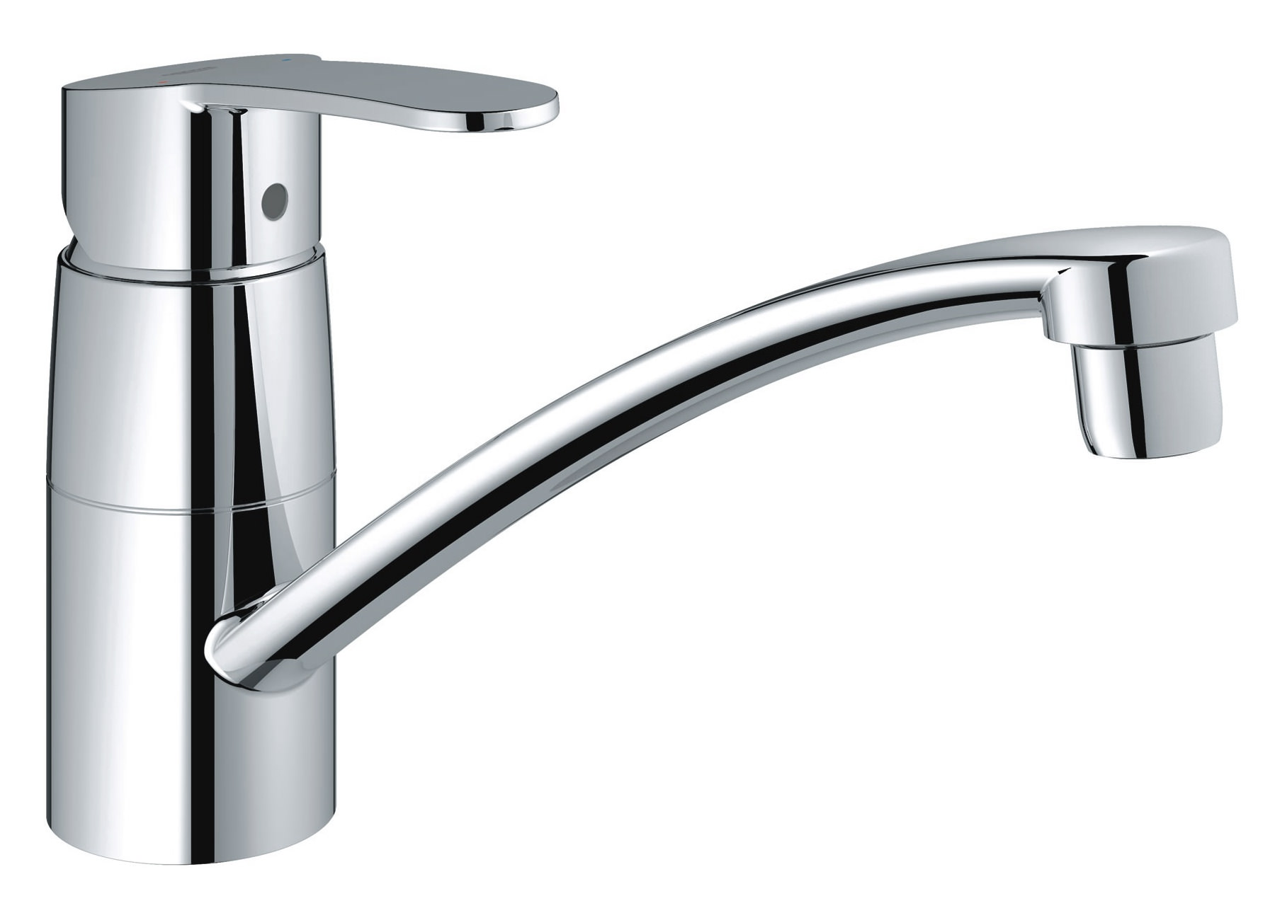 grohe eurostyle cosmopolitan monobloc sink mixer tap 33977 002. Black Bedroom Furniture Sets. Home Design Ideas