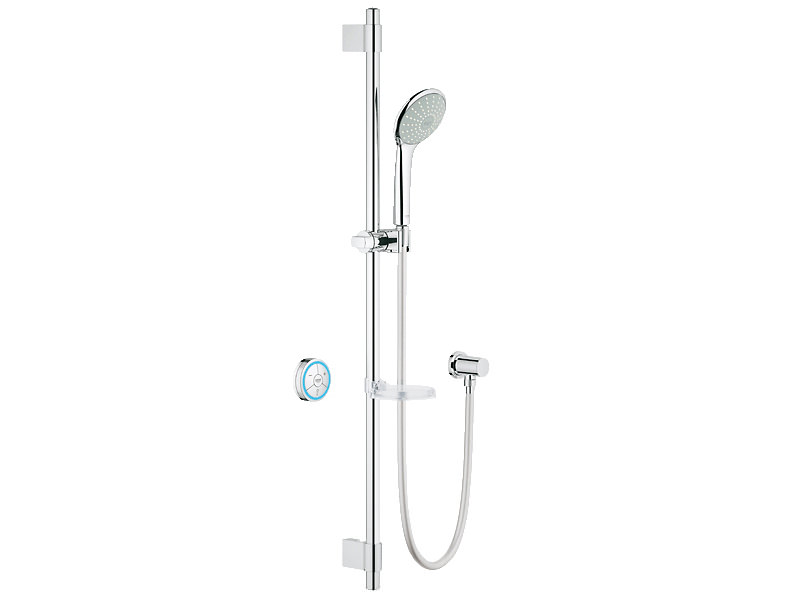 grohe euphoria f digital pumped biv shower set 36304000. Black Bedroom Furniture Sets. Home Design Ideas