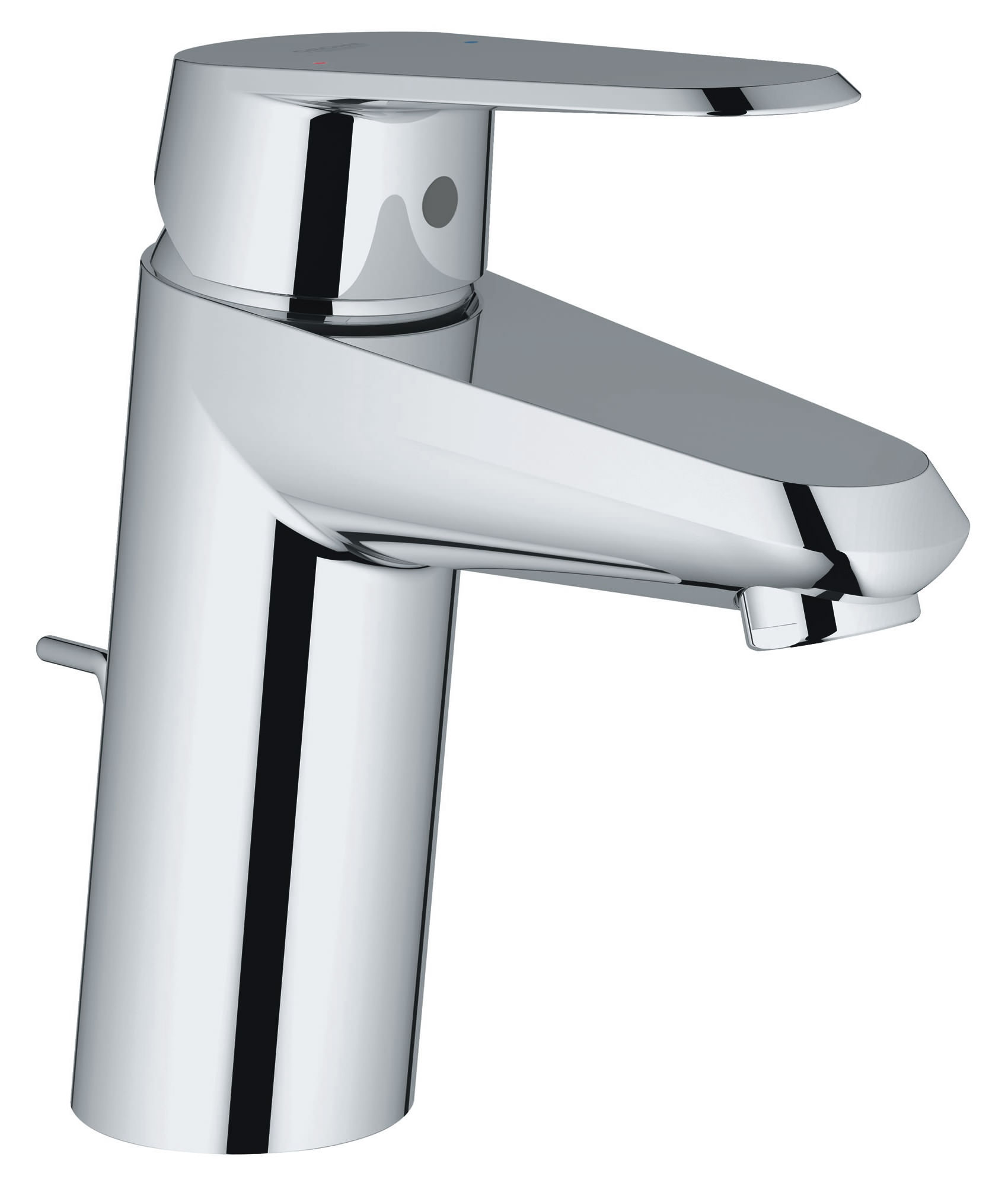 grohe eurodisc cosmopolitan basin mixer tap. Black Bedroom Furniture Sets. Home Design Ideas