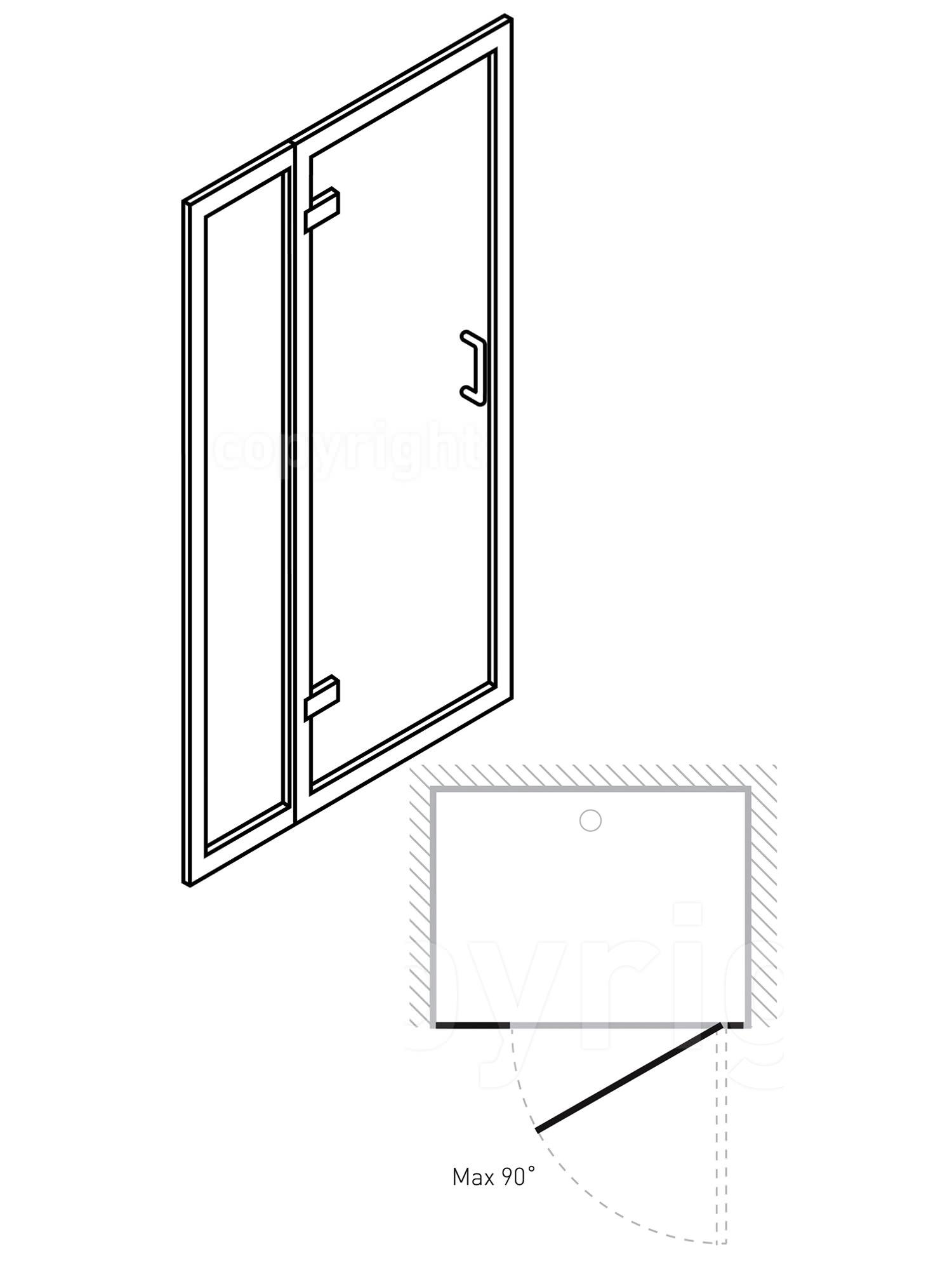 Kitchen In Frame Door Manufacturer Uk
