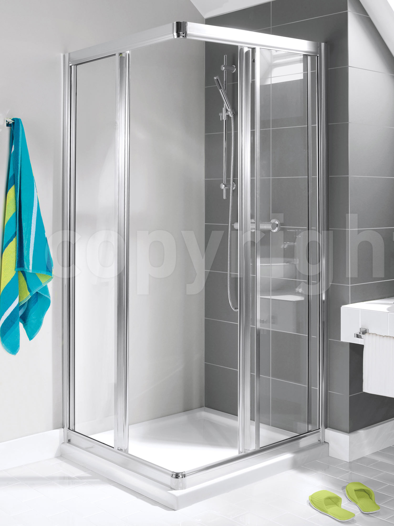 Shower Cubicles | Shower Cabins Starts from £80 | QS Supplies UK
