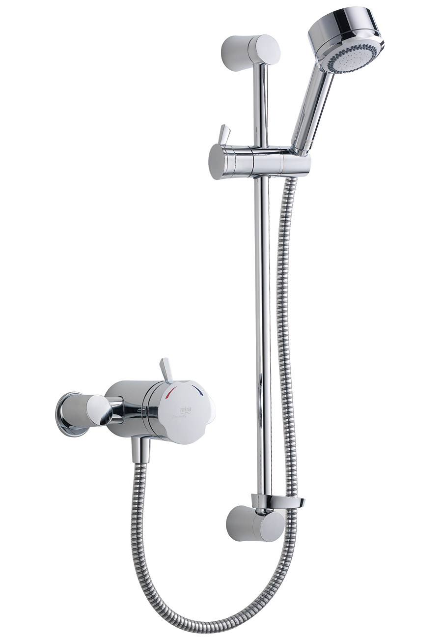 mira discovery concentric ev mixer shower