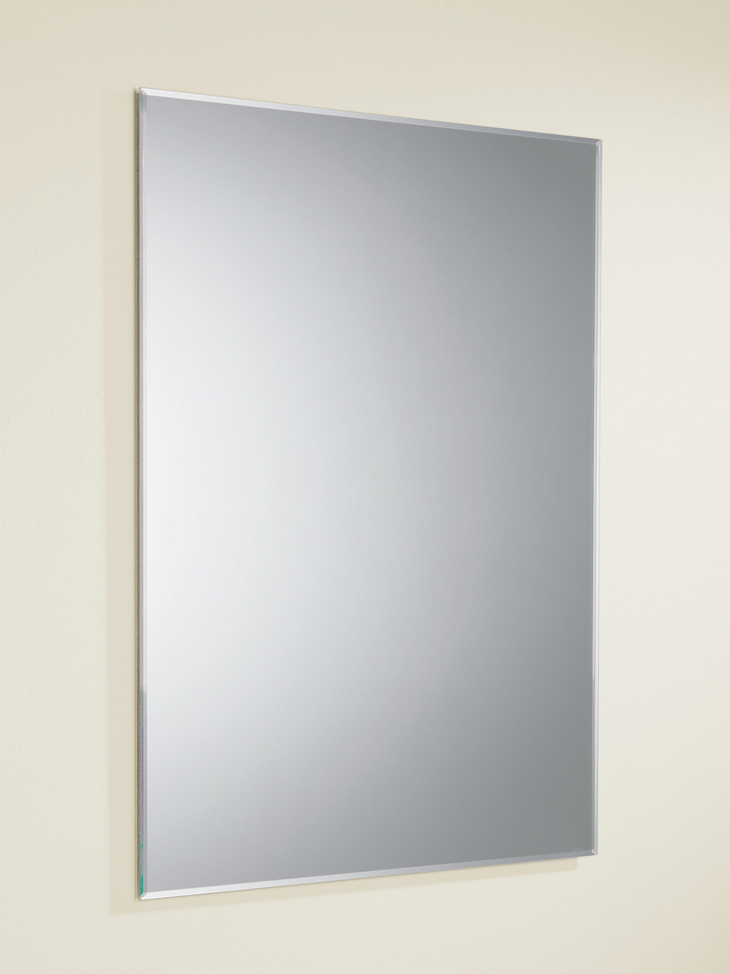 Hib Joshua Rectangular Mirror With Bevelled Edges 500 X