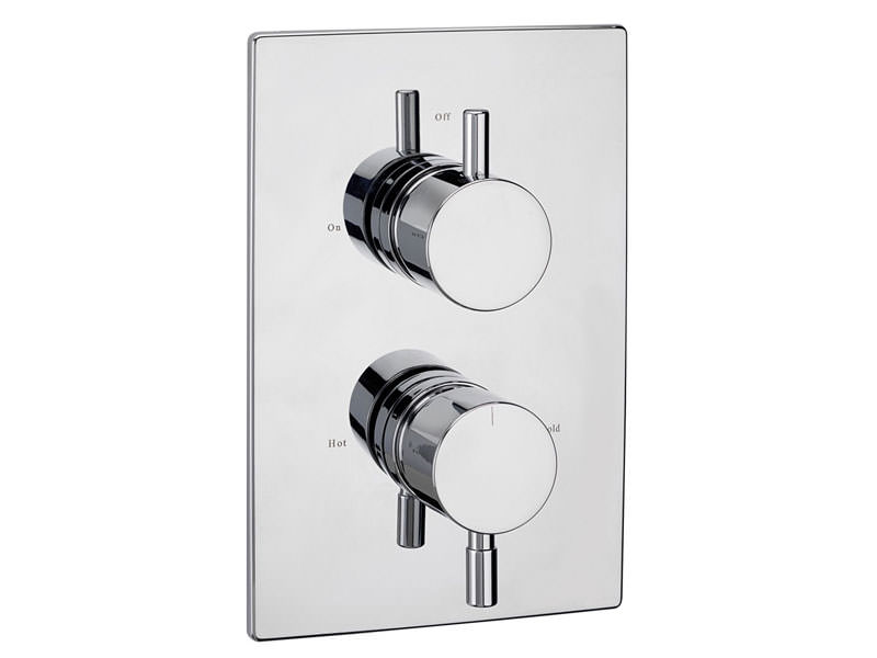 Tre Mercati Milan Thermostatic Concealed 2 Way Diverter Valve | 63230