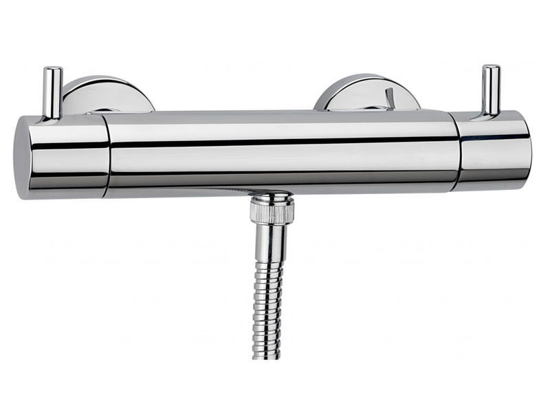 Tre Mercati Milan Exposed Thermostatic Bar Shower Valve - 63210