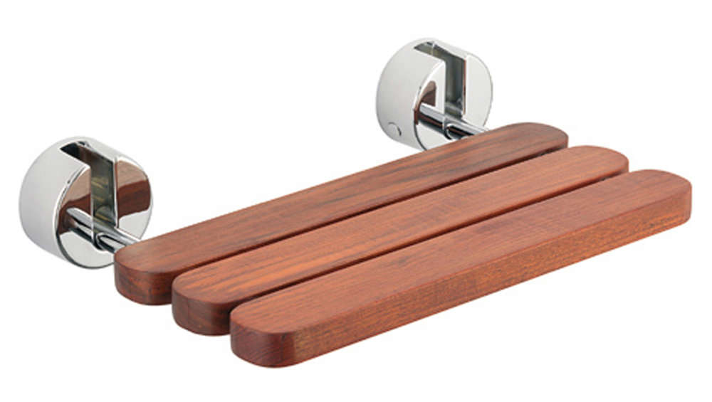 Tre Mercati Miscellaneous Folding Wooden Shower Seat | 60470