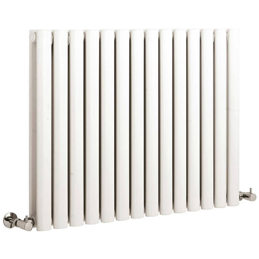 Hudson Reed Revive Double Panel Small White Radiator Hl328