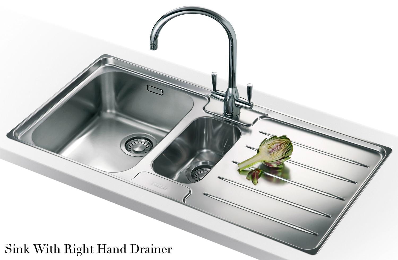 Franke Laser Designer Pack Lsx 651 Stainless Steel Sink And Tap