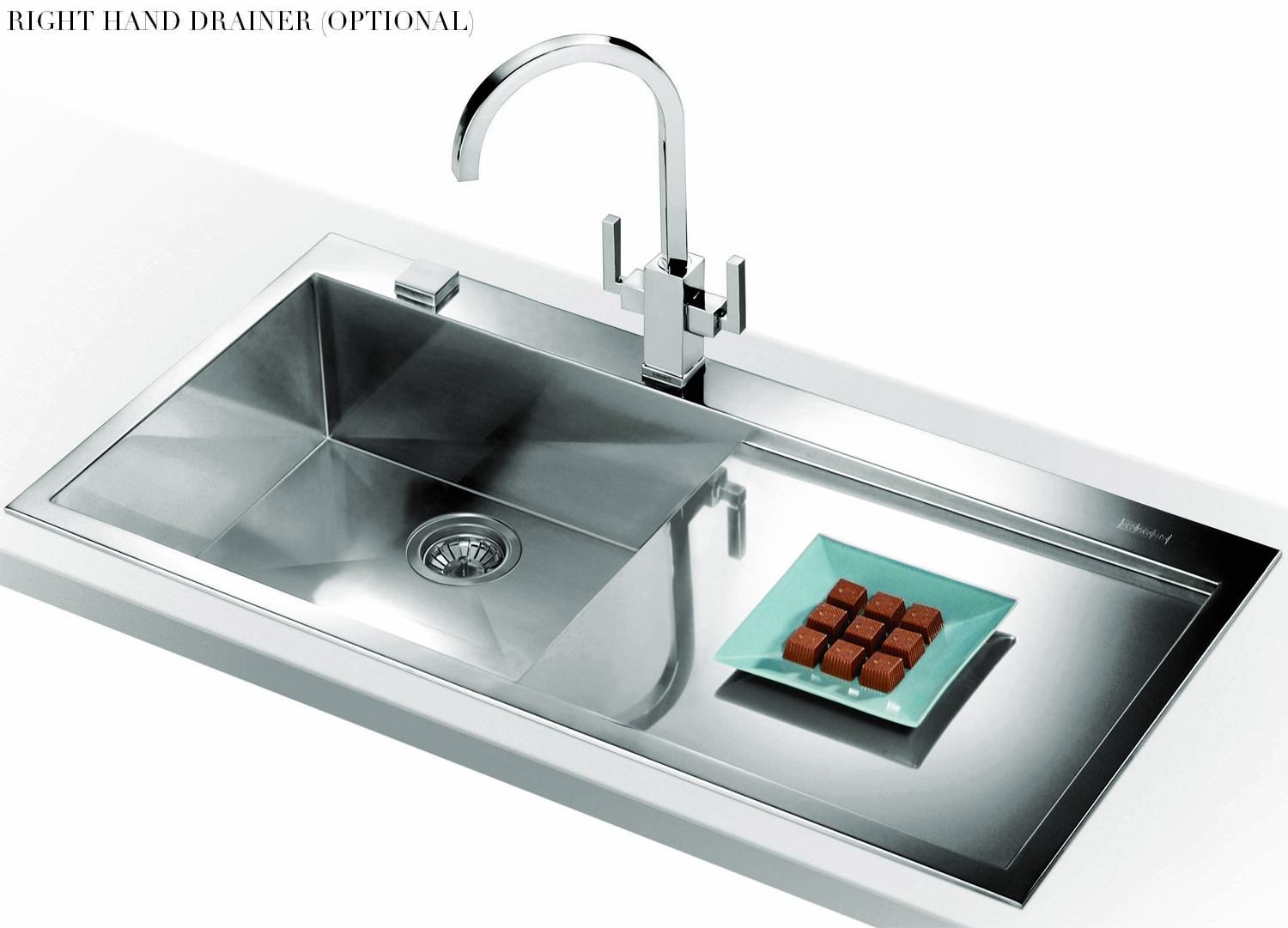 ... of Franke Planar PPX 211 Slim-Top 1.0 Bowl Stainless Steel Inset Sink