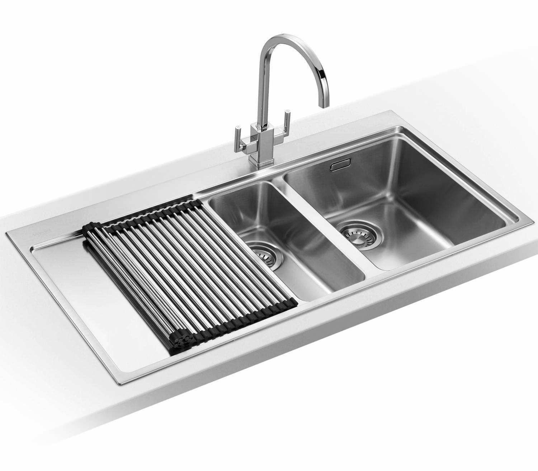 ... of Franke Mythos MMX 651 Stainless Steel 1.5 Bowl Inset Kitchen Sink