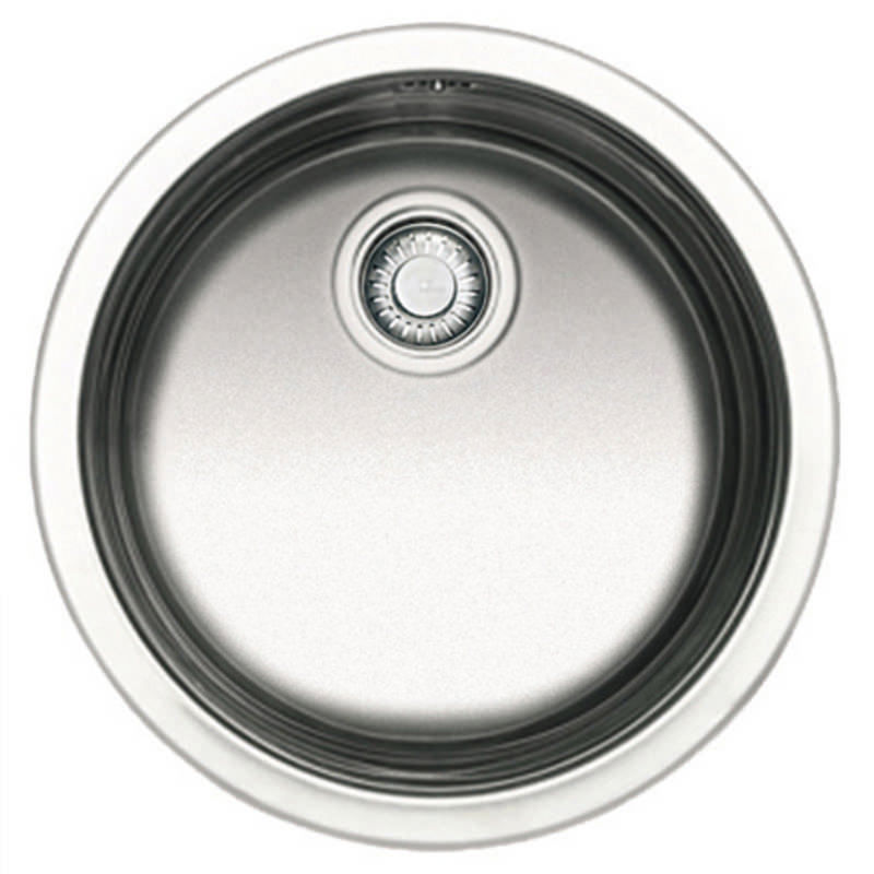 ... sink franke rotondo rux 110 stainless steel 1 0 bowl undermount sink