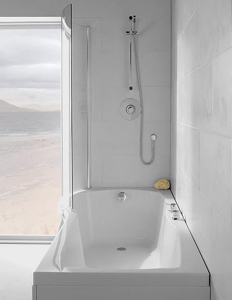Carron Aspect Low Line Shower Bath 1700 X 800mm
