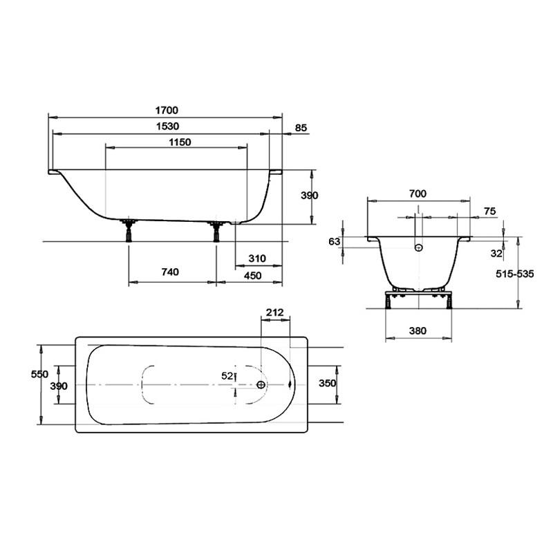 technical drawing qs v35924 119820000000