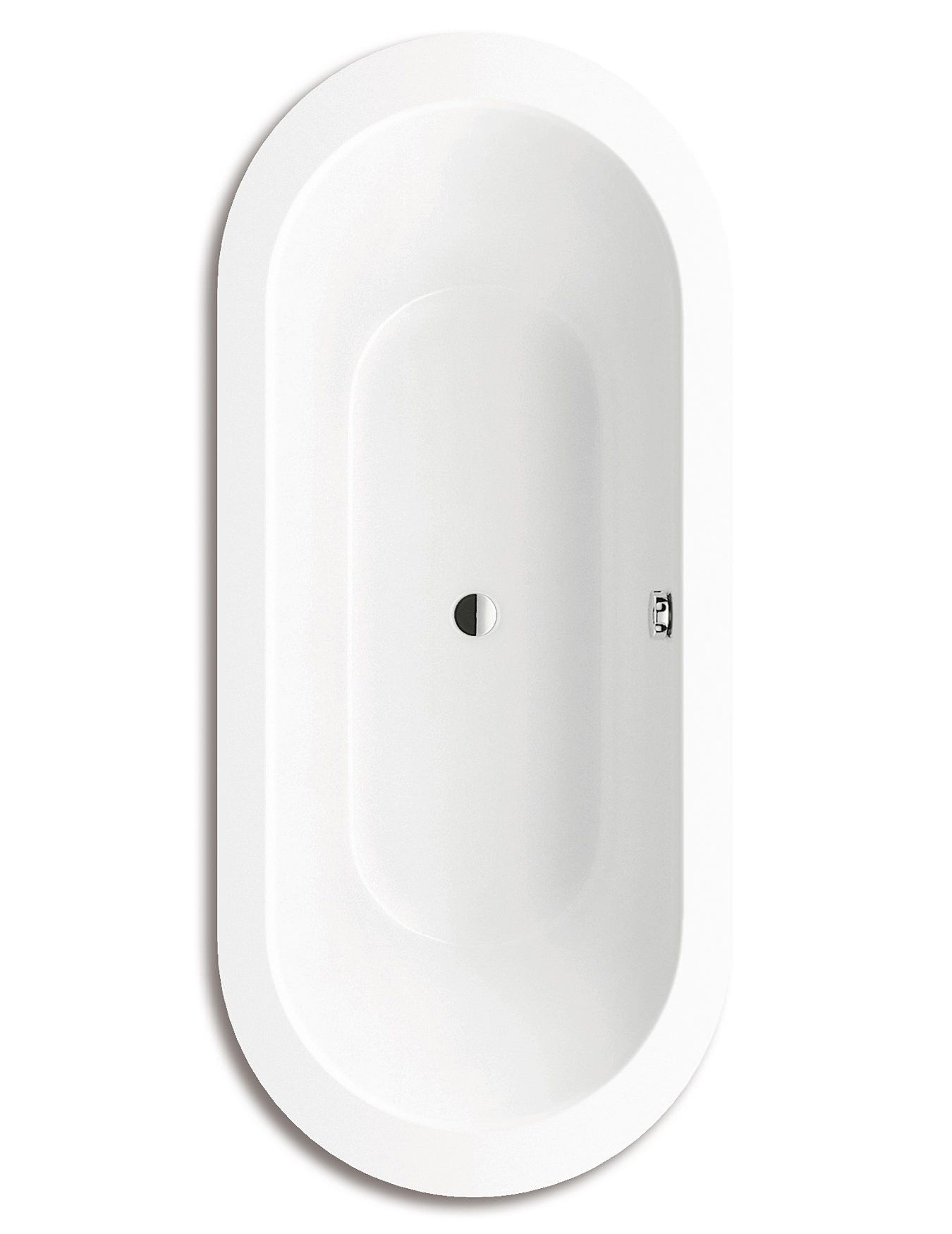 Kaldewei classic duo 115 oval steel bath 1800 x 800mm nth