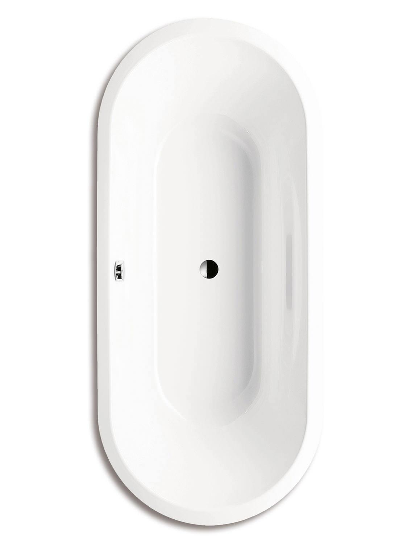 kaldewei vaio duo oval supersteel bath 1800mm x 800mm 951. Black Bedroom Furniture Sets. Home Design Ideas