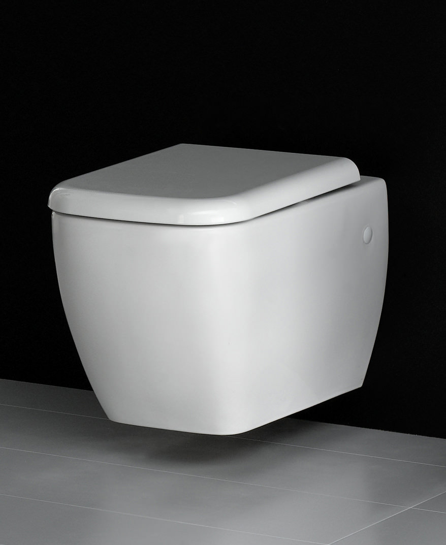 metwhpansc - Wall Hung Toilet