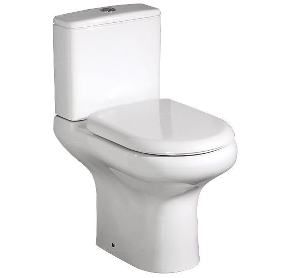 Rak Compact Deluxe Close Coupled Full Access Open Back Wc Pak 625