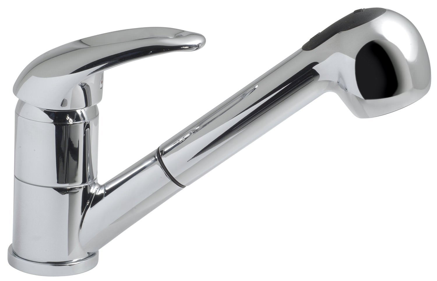 Vado Life Sink Mixer With Swivel Spout: Vado Magma Mono Sink Mixer Tap Inc Pull Out Hand Spray