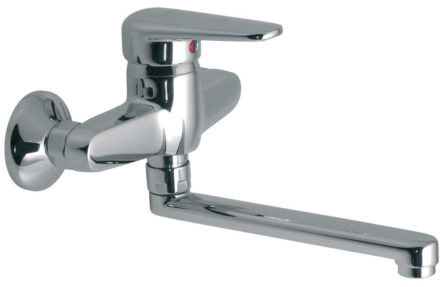 Vado Chelsea Wall Mounted Exposed Sink Mixer Tap