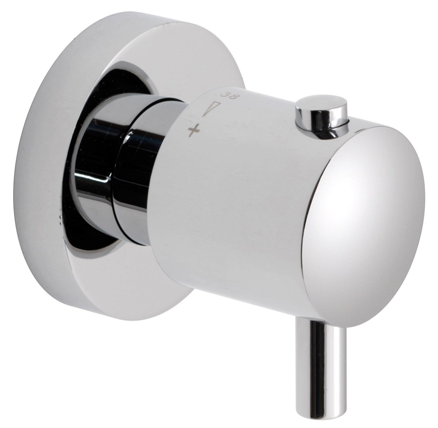 Vado Celsius Wall Mounted Concealed Thermostatic Mixing