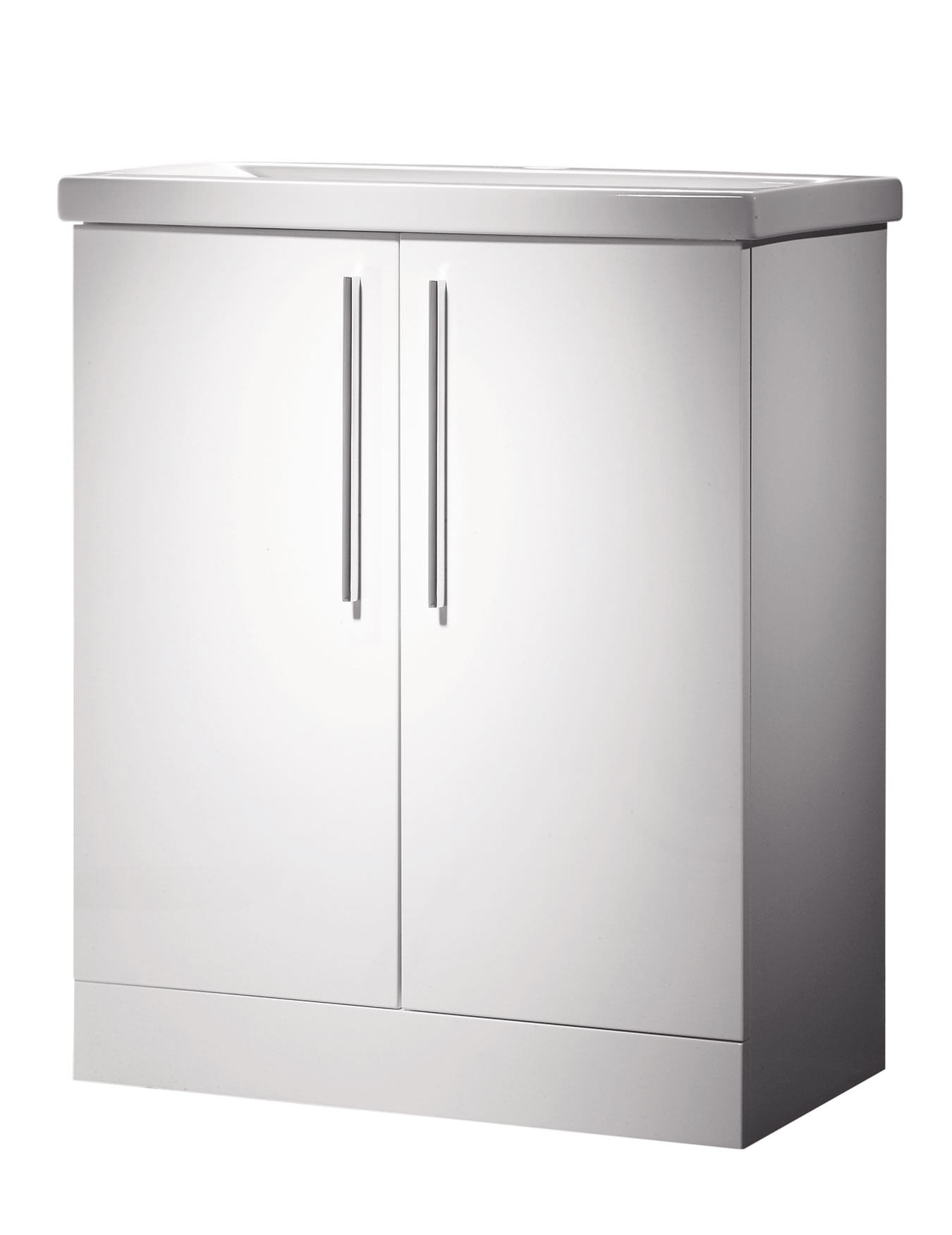 Roper Rhodes Envy 700mm White Floorstanding Unit And Basin