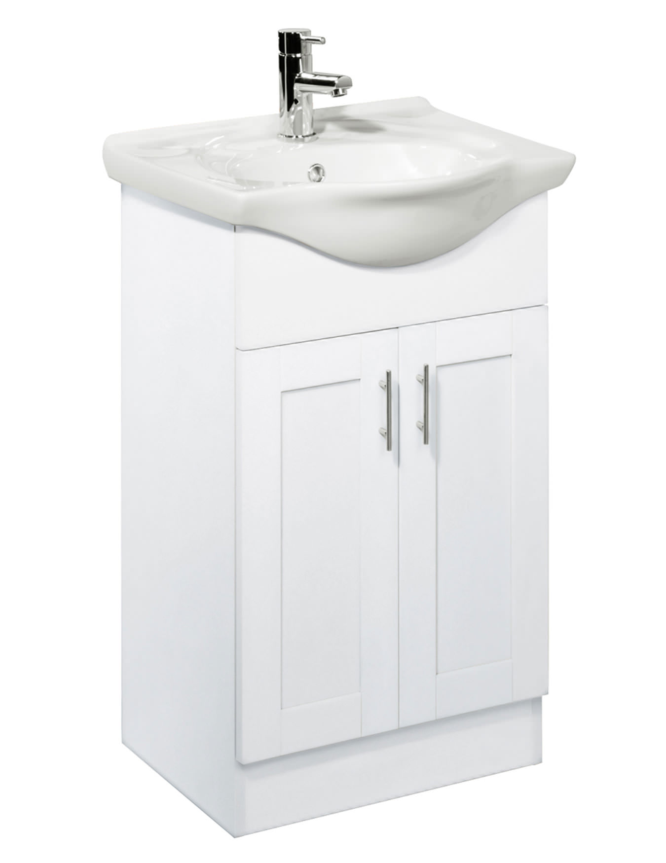 Roper Rhodes New England 500mm Freestanding Unit Excluding Basin Nvb5w