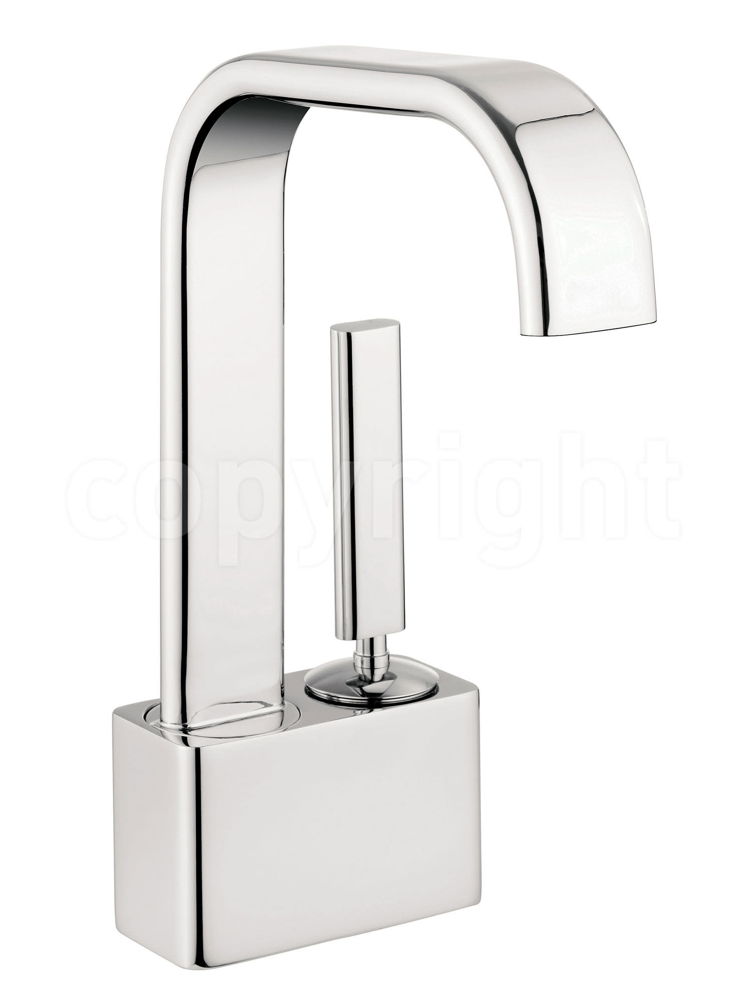 crosswater edge monobloc basin mixer tap chrome ee110dnc. Black Bedroom Furniture Sets. Home Design Ideas