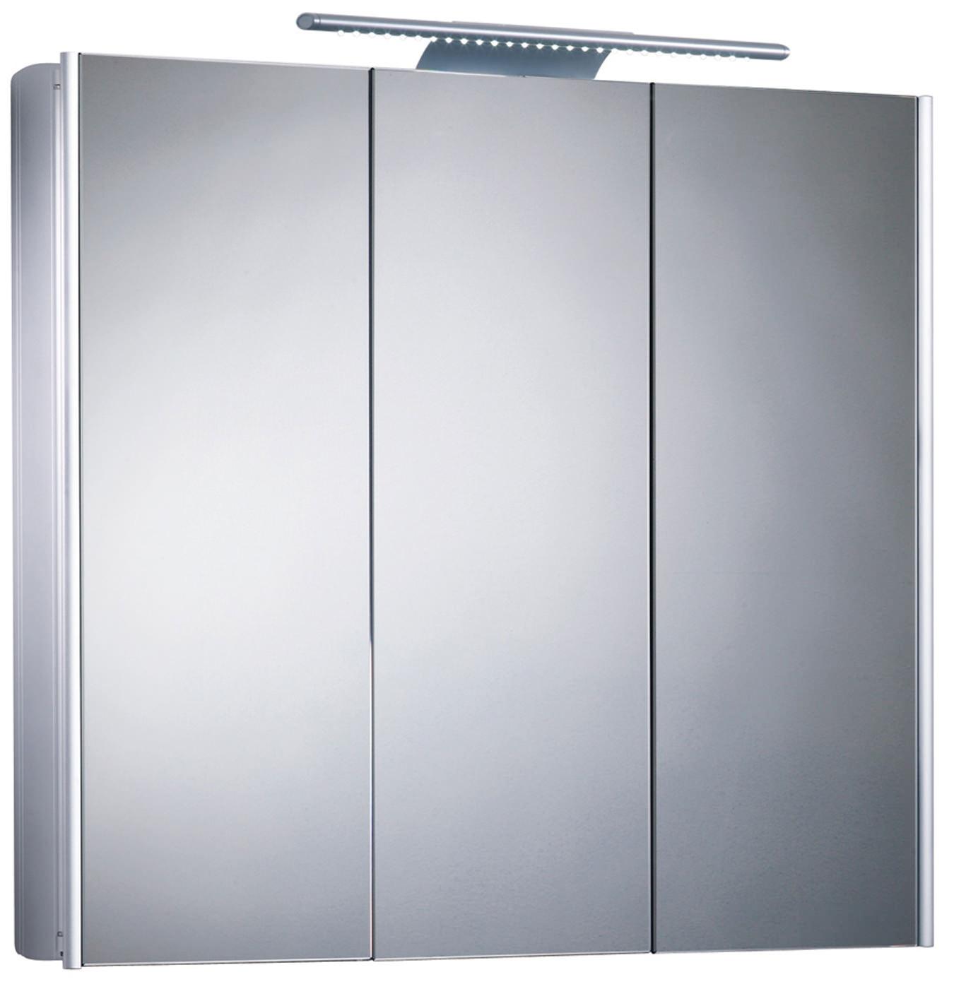Roper Rhodes Ascension Absolute Triple Mirror Door Cabinet 767mm
