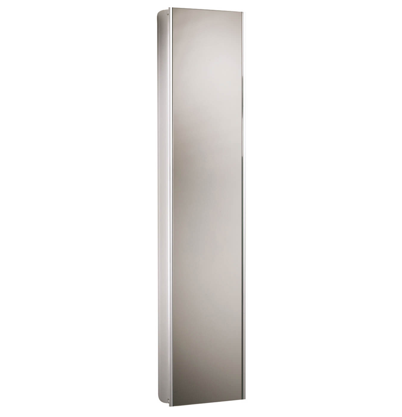 Ascension Reference Tall Mirror Door Wall Cabinet 315mm As315al